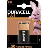 Batterie DURACELL 9V Plus Power