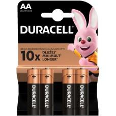 Batterie DURACELL AA Basic K4