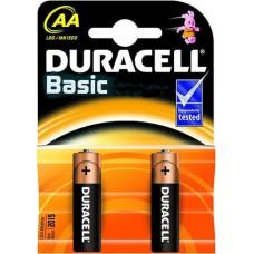 Batterie DURACELL AA Basic K2