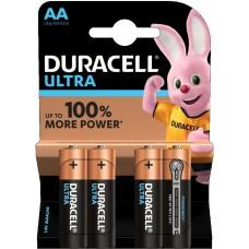 Batterie DURACELL AA Ultra M3 K4