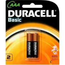Batterie DURACELL AAA Basic K2