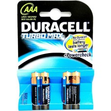 Batterie DURACELL AAA Turbo Max K4