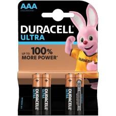 Batterie DURACELL AAA Ultra M3 K4