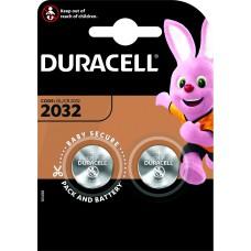 Batterie DURACELL DL2032 3V 2/1