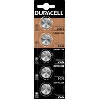 Batterie DURACELL DL2032 3V 5/1