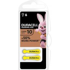 Batterie DURACELL DA10 1.4V B6