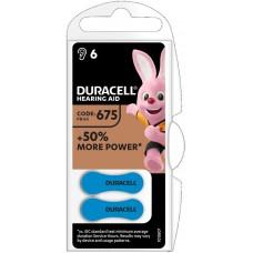 Batterie DURACELL DA675 1.4V B6