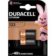 Batterie DURACELL DL123 3V Ultra Photo