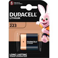 Batterie DURACELL DL223 6V Ultra Photo