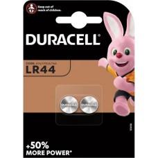 Batterie DURACELL LR44 1.5V B2