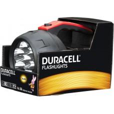 Flashlight DURACELL Voyager FLN-2 + 4xAA Baterries - LED
